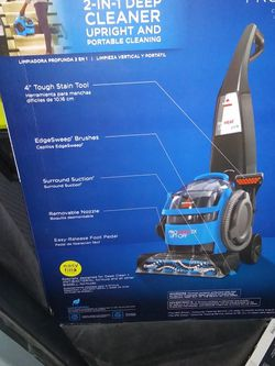 I Have A Bissell ProHeat Lift-Off Carpet Cleaner Pet Expert for Sale in Maple Valley,  WA
