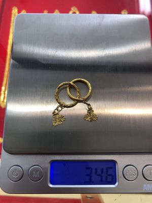 Brand new 24k earnings ! for Sale in Lowell, MA