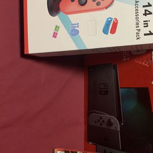Nintendo Switch Bundle for Sale in Temecula, CA