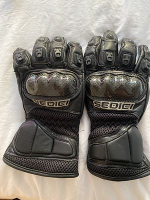 Sedici leather gloves for Sale in San Diego, CA