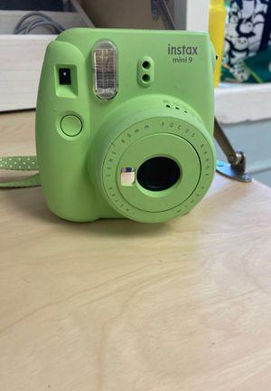 Polaroid instax Mini 9 for Sale in Plain City, OH
