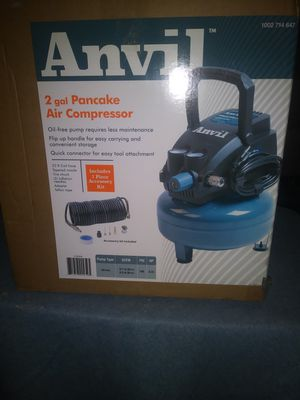 Anvil 2 gal air compressor for Sale in Fayetteville, NC
