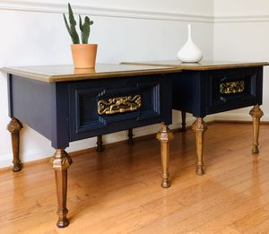 Set of nightstand/ side tables for Sale in Gainesville, VA