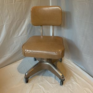 Vintage Industrial Mid Century Hamilton Cosco Inc Rolling shop or Office Chair for Sale in Minneapolis, MN