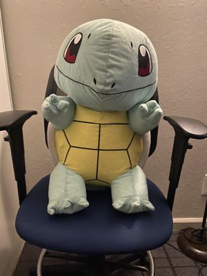 Squirtle Pokemon Plushie for Sale in Concord, CA