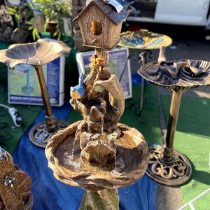 Bird House Fountain for Sale in Commerce, CA