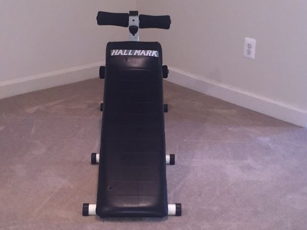 Exercise bench. Good condition. FREE.