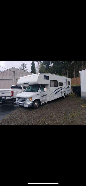 2002 F450 Coachman 30 ft rv for Sale in Lynnwood, WA