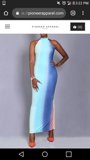 Multi-color fitted Dress for Sale in Smoke Rise, GA