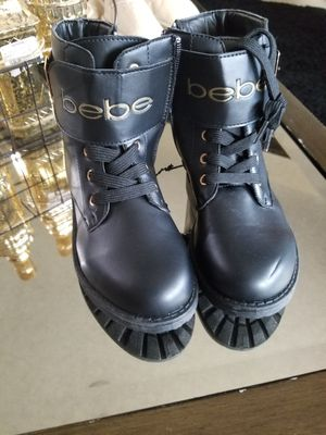 Girls Black bebe boot for Sale in Dearborn Heights, MI