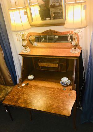 Antique Secretary Desk for Sale in Phoenix, AZ