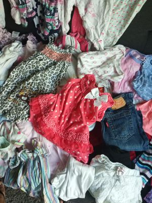 Baby girl clothes. for Sale in Rowland Heights, CA