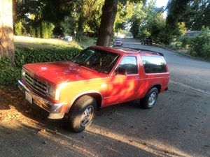 Chevy Blazer for Sale in Bremerton, WA
