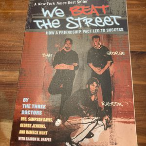 We Beat The Street Book for Sale in Spring Valley, CA