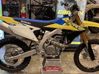 2021 Suzuki RM-Z 450 for Sale in Gardena,  CA
