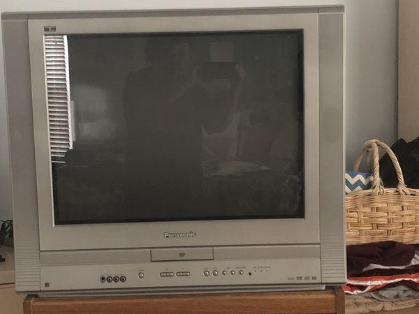 "Panasonic 27"" TV/DVD Combination PV27DF4"
