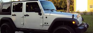 Fullyy a/c 07 Suv Jeep V6 4X4 $1800 Wrangler Unlimited! for Sale in Hayward, CA