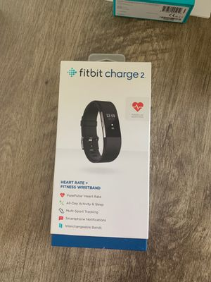 Fitbit charge 2 for Sale in Palm Harbor, FL