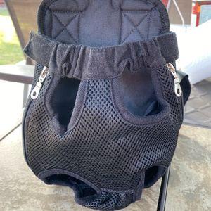 NICREW Legs Out Front Dog Carrier, Hands-Free Adjustable Pet Backpack Carrier, Wide Straps Shoulder Pads for Sale in Santa Ana, CA