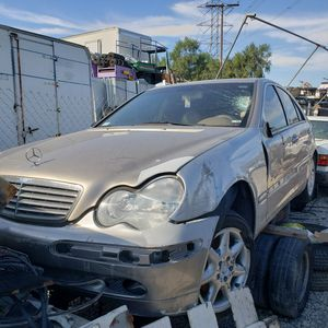 2002 Mercedes c240 only for parts for Sale in San Diego, CA