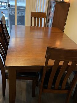 Table, Chairs/Bench and Bar (together or separate) for Sale in Seattle,  WA