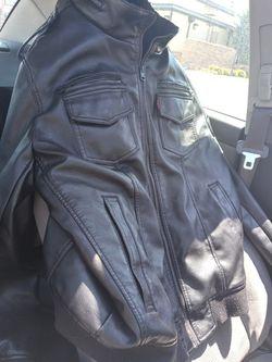 Levi Strauss All Genuine Leather XL for Sale in Wichita, KS