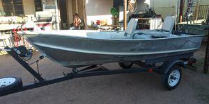 Lund alum boat 2002 for Sale in Mesa, AZ
