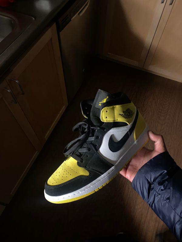 Jordan's size 10