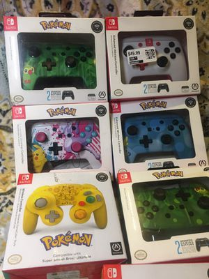 Nintendo Switch Wireless Controller $35 Each for Sale in Chino, CA