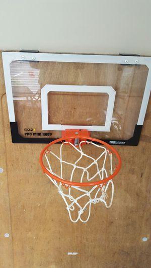 SKLZ pro basketball mini hoop for Sale in GA, US