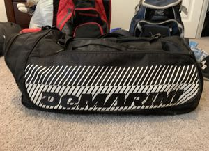 Demarini baseball duffle bag for Sale in Saginaw, TX