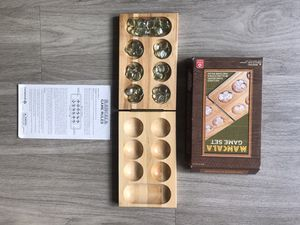 Mancala Game Set for Sale in Los Angeles, CA