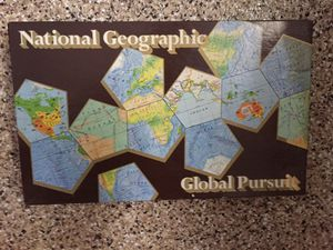 1987 National Geographic Global Pursuit Game, new for Sale in Palm City, FL