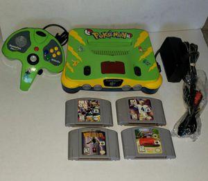 Pokemon Nintendo 64 for Sale in Portland, OR