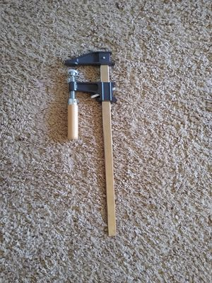 """Construction Clamp 15"""" for Sale in Bailey's Crossroads, VA"""