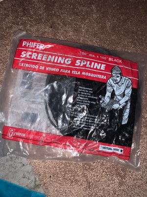 Screening spline for Sale in San Diego, CA