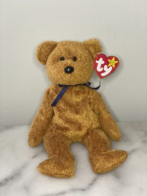 TY Original Beanie Baby Fuzz Bear for Sale in San Leandro, CA