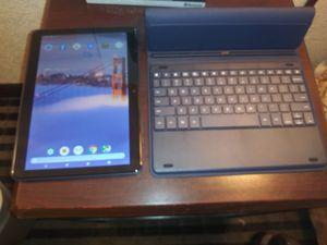 10.1 inch tablet detachable keyboard custom built for Sale in Lawton, OK