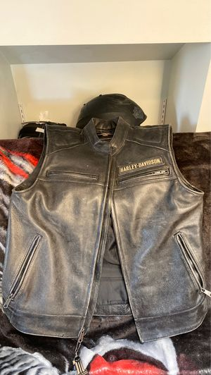 Harley riding vest for Sale in Freedom, ME