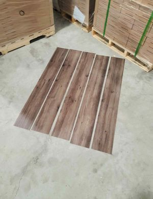 Luxury vinyl flooring!!! Only .65 cents a sq ft!! Liquidation close out! 00J33 for Sale in Pflugerville, TX