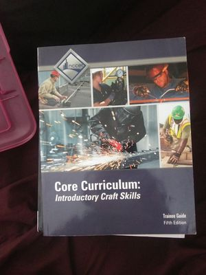 Core curriculum 5th edition for Sale in Bangor, ME