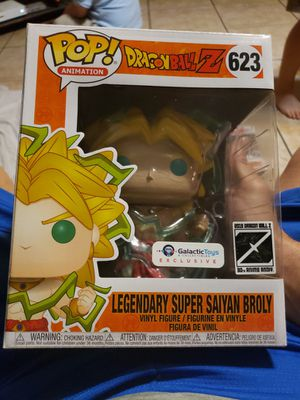 Funko Pop Broly for Sale in Tolleson, AZ