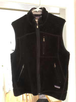 Patagonia Unisex black vest - sizing is Men's Small for Sale in Portland, OR