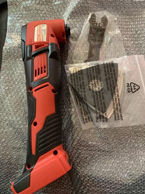 18 v multi tool Milwaukee for Sale in Hickory Hills, IL