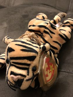 "TY Beanie Baby ""Stripes"" NWT for Sale in Capitol Heights,  MD"