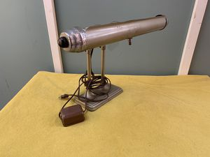 Super Old Antique Desk Lamp, really heavy...works! for Sale in Rancho Cucamonga, CA