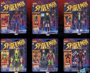 Marvel Legends Spider Man Retro Set for Sale in Hacienda Heights, CA