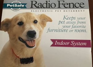 Indoor radio fence for Sale in LUDLOW, MA