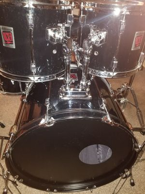 LUDWIG ROCKERS 5 PIECE DRUM SET for Sale in Knoxville, TN
