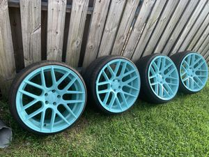 Velgen 20x10.5 for Sale in Miramar, FL